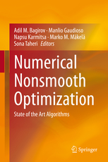 My book: Numerical Nonsmooth Optimization